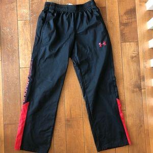 Under Armour Boys Medium Athletic Pants